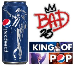 """OCT/10/2012 Pepsi Limited Edition Michael Jackson cans, May pack """"NFC chips"""". http://www.youmobile.org/blogs/entry/Pepsi-Released-a-limited-Edition-Michael-Jackson-cans-May-pack-NFC-chips #pepsi"""