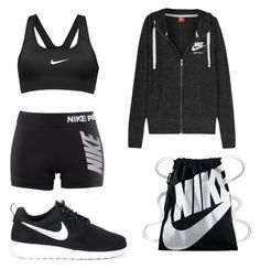 Designer Clothes, Shoes & Bags for Women Casual Sporty Outfits, Cute Sporty Outfits, Cute Workout Outfits, Cheer Outfits, Womens Workout Outfits, Athletic Outfits, Dance Outfits, Sport Outfits, Trendy Outfits