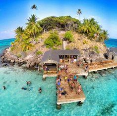 Crab Cay. Providencia Island - COLOMBIA