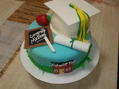 5th Grade Graduation Cake