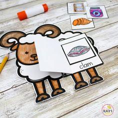 Kindergarten Crafts, Kindergarten Classroom, Family Crafts, Word Families, Teaching, Activities, Words, Nursery Crafts, Education