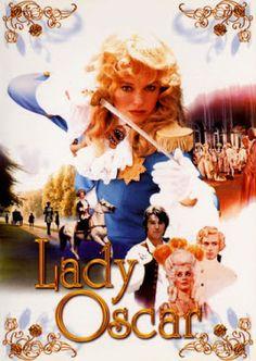 Lady Oscar (Jacques Demy, Japón-Francia, 1979)