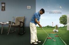 brochure concept by pawan kumar, via Behance