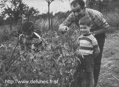 L'album de famille de Louis De Funes