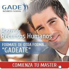 Escuela de Negocios GADE - Master Recursos Humanos