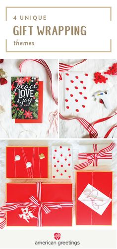 Love putting a unique spin on traditional Christmas wrapping? Check out these elegant holiday gift wrap ideas for inspiration! Cute Christmas Gifts, Christmas Gift Decorations, Christmas Bows, Christmas Gift Wrapping, Christmas Presents, Holiday Gifts, Christmas Stuff, Christmas Crafts, Holiday Greeting Cards