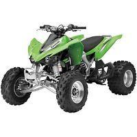 New Ray Toys 1:12 Scale ATV - KFX450 Green