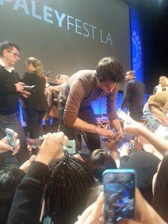 Teen Wolf Cast Season 5 Q&A Paley Fest March 11, 2015