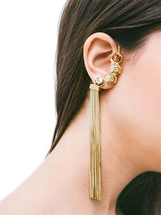earrings - giuliana mancinelli - fall/winter 2017