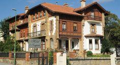 ★★ Hotel Neguri, Getxo, España Bilbao, Basque Country, Hotel Reservations, Adventure, Mansions, House Styles, Travel, Star, Home Decor