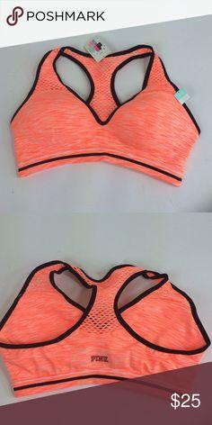 VS large push-up pigeonnant sports bra 💕 VS large push-up pigeonnant sports bra 💕 PINK Victoria's Secret Intimates & Sleepwear Bras