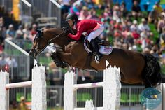 Two weeks ago USA's speed devil, Kent Farrington claimed the 2016 Rio Team Olympic Silver medal, today he topped the 1.50m class in Switzerland's St. Moritz aboard Gazelle.