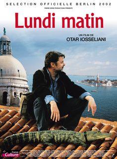 'Lundi matin' (2002); regia: Otar Iosseliani