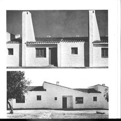 Vegaviana | José Fernández del Amo | Cáceres, España | 1954 (via Gau Paris)