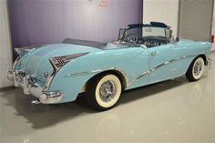 1954 Buick Skylark convertible, rear