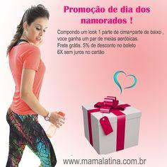 Oi Gente!  tá cheio de lançamentos no nosso site!  Uma estampa mais linda que a outra  vai conferir e aproveita a promoção de dia dos namorados  #modafitness #modafitnessfeminina #modafeminina #moda #ecommerce #compras #comprasonline #promo #promoçao #girl #gym #gift #l4l #tagsforlikes  #presente #legging #active #activeliving #esporte #vidasaudavel #vidasaudavél #saúde #fit #fitness