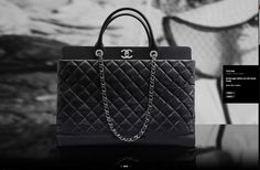 Chanel Tote - Gorgeous