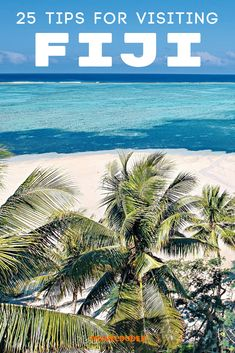 Fiji: 25 Things to be Aware of When Visiting Fiji Travel & 25 tips for visiting Fiji. Everything you should know before you go from things to do in Fiji [& Bora Bora, Tahiti, Dream Vacations, Vacation Spots, Cool Places To Visit, Places To Travel, Travel Destinations, Travel To Fiji, Travel Tips