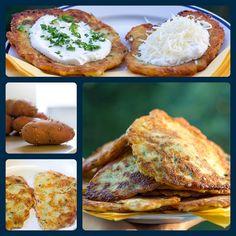 Hungarian 'Potato scone'