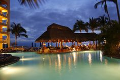 Puerto Vallarta is a perfect honeymoon travel destination for those who want to feel the pleasure of the turquoise waters of the Pacific ocean and enjoy the warm sun on a perfect sandy beach. Besides it, you can also please yourself with observing ma