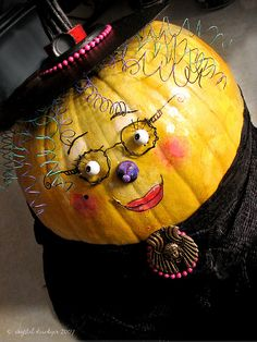 Pumpkin' Junkin' Contest Entry by crystal driedger