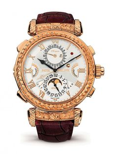 PATEK PHILIPPE GrandMaster Chime Masterpiece 175th Anniversary Collection $2,600,000.00