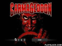 Carmageddon  Android Game - playslack.com , Carmageddon - a classical racing act game from PC and Mac, which was forbidden around the world, at last, arrived on Android! Feel genuine free steering  with wayfarers and moo-cows! Your oppositions  a lot of dollars, who in collection with aureate automobiles for homicide constitute big threat to everything that is on their route. This game is not for people! Carmageddon is an actual situation, which was turned into a happening tract where locals…