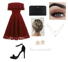 """A special night"" by natalie001 on Polyvore featuring Boohoo and Henri Bendel"