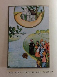 De Lieve Vrouwkes van Limburg   OLV van Wessem