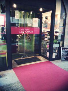 Le restaurant partenaire Le Ballon avait mis son beau tapis rouge pour accueillir les enfants !