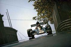 Emerson Fittipaldi | Lotus 72E | Spanish Grand Prix