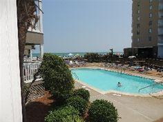 A Place At The Beach I Ocean Side Myrtle Beach South Carolina