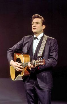 Johnny Cash: The Original Man In Black