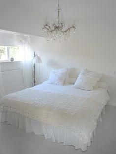 Wonen in wit: De Slaapkamer