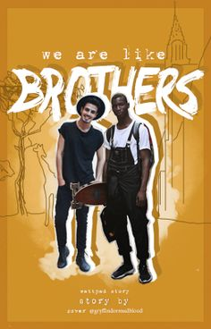 Book cover, #wattpad #brothers thema, #adventure