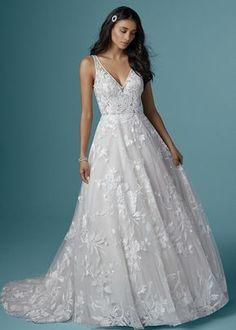 Wedding Dress Pictures, Wedding Dresses For Girls, Girls Dresses, Bridesmaid Dresses, Dress Wedding, Tulle Wedding, Dresses Dresses, Vintage Dresses, Nice Dresses