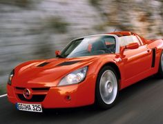 Download Opel Speedster Wallpaper Wallpaper