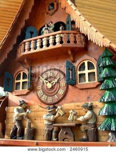 Black Forest Germany ~ Cuckoo Clocks