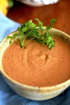 Recipe: Creamy Vegan Cashew Tomato Soup — Recipes from The Kitchn