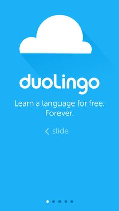 This #Creativity&CamaraderieClub member is refreshing her Italian with the neat free App called duoLingo.... fun & it can be done in as little as five minutes a day. FREE!  What language do you want to learn?