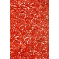 Batik Mums on Red Fine Paper   Nepal Paper at Paper Source