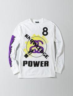 8 Ball Power L/S Tee