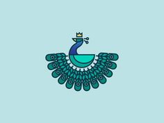 'Peacock' Challenge designed by Andres Gonzalez. the global community for designers and creative professionals. Graphic Design Resume, Logo Design, Peacock Logo, Motion Logo, Polygon Art, Color Games, Line Illustration, Game Logo, Easy Paintings