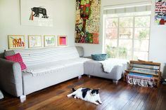 Amber's Art-Filled Austin Apartment