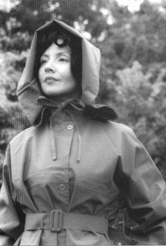 Rubber Raincoats, Macs, Rain Wear, 1940s, Latex, Women Wear, David, Women's Fashion, Texture