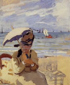 Claude Monet art work!