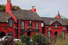 Irish pub - Carrickfergus