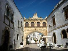 Ostuni, one of the beautiful white cities of Puglia!