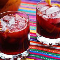 Carrabba's Italian Grill Red Sangria Recipe by Kristie Metzger Flamm