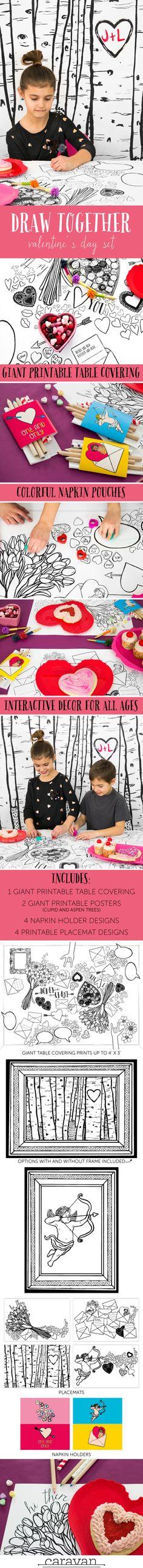 10 Free Printable Non Candy Valentines | Free printable